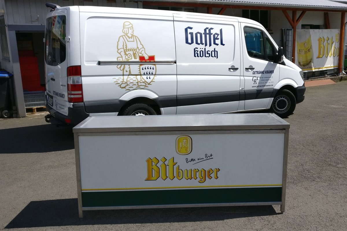 Getränke Krämer in Hellenthal   Heimdienst - Abholmarkt - Festeservice