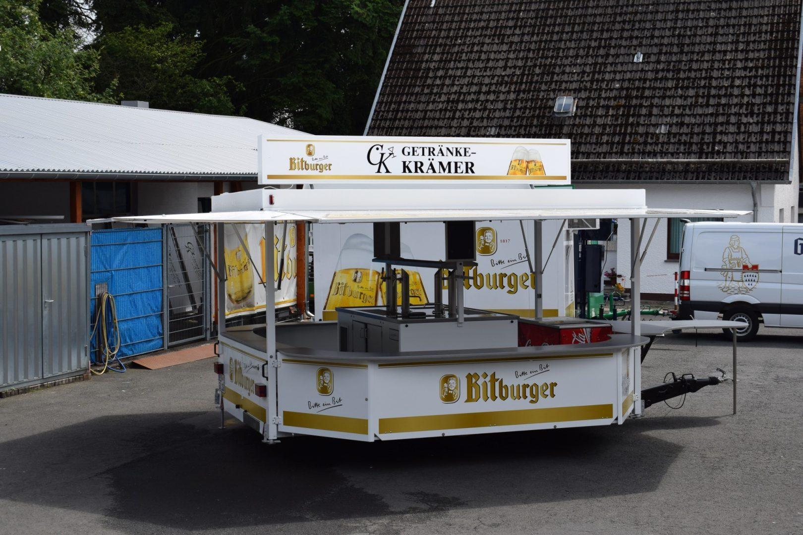 Getränke Krämer in Hellenthal | Heimdienst - Abholmarkt - Festeservice